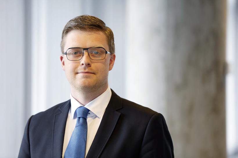 Haraldur I. Birgisson, sviðsstjóri skatta- og lögfræðisviðs Deloitte.