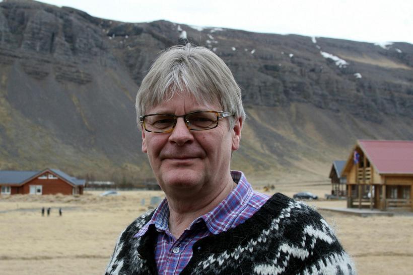Birgir Guðmundsson, stjórnmálafræðingur.
