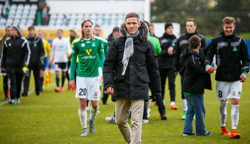 Arnar Grétarsson og Atli Sigurjónsson