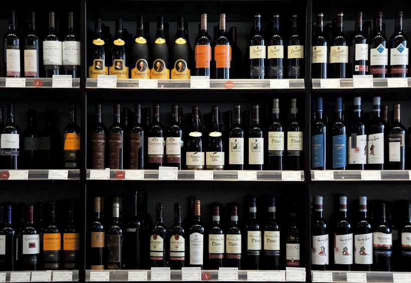 Vín er víst ekki gott fyrir hjartað samkvæmt nýrri rannsókn ...
