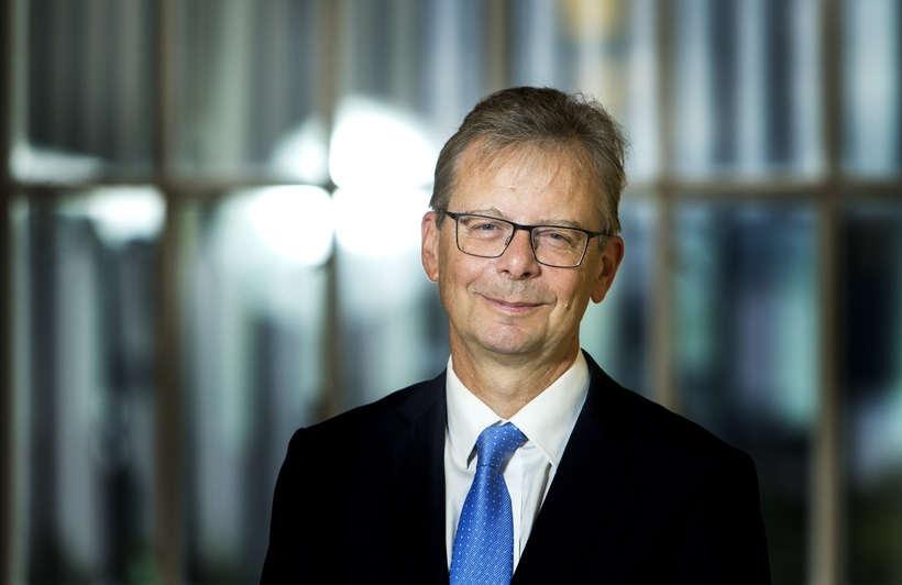 Jón Atli Benediktsson, rektor HÍ.