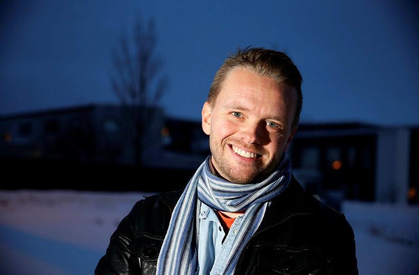 Birgir Örn Guðjónsson eða Biggi lögga eins og hann er ...
