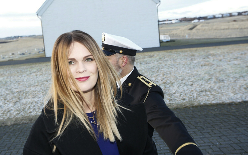 Björt Ólafsdóttir, outgoing Mininster for the Environment, is one of ...