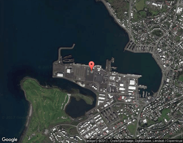 Birna's shoes were found near the harbour in Hafnarfjörður.