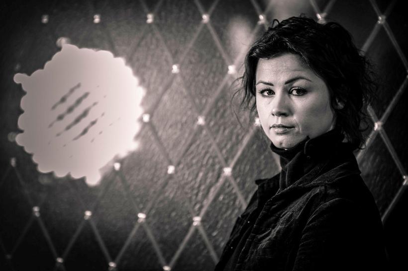 Soffía Björg Óðinsdóttir tónlistarkona.