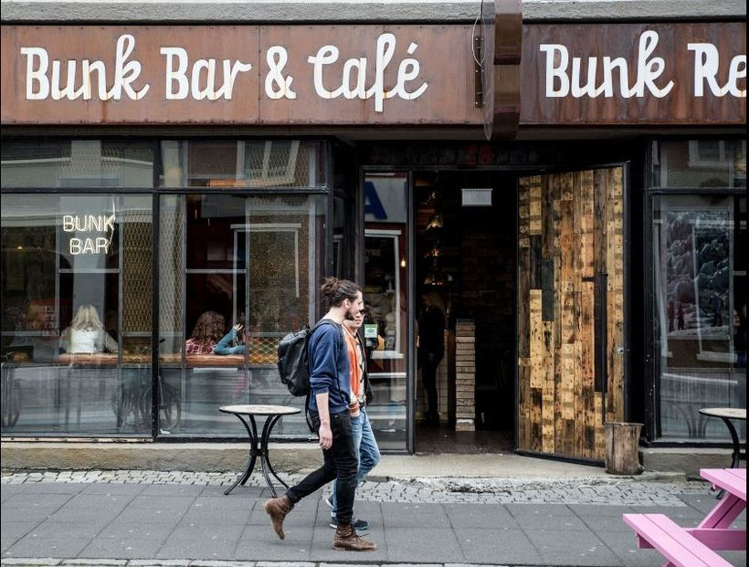 The new restaurant will replace the Bunk Bar & Café …