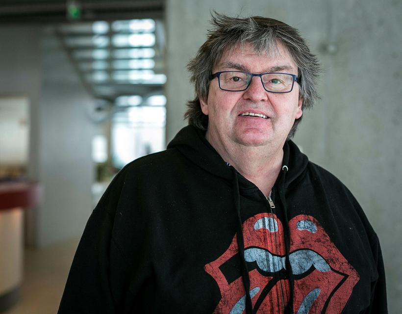 Steinar Berg Ísleifsson, fyrrverandi hljómplötuútgefandi.