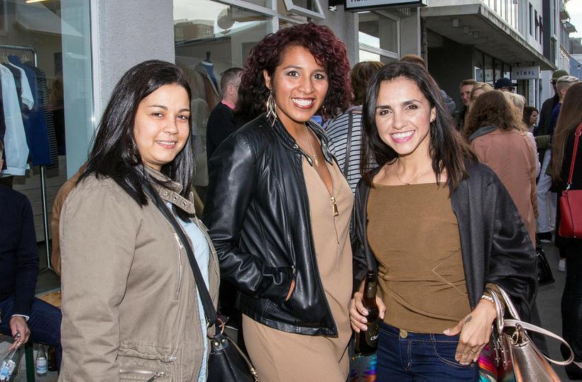 Duria, Isabel og Maria.