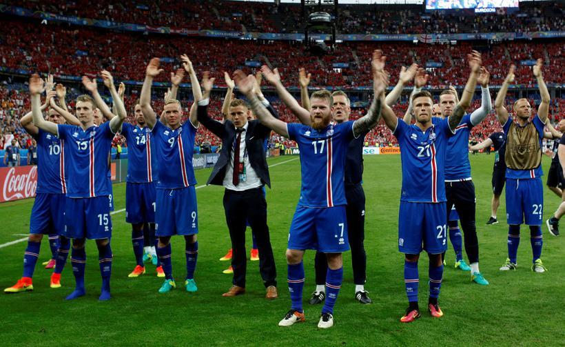 Íslenska landsliðið er í A-deild Þjóðadeildar UEFA.