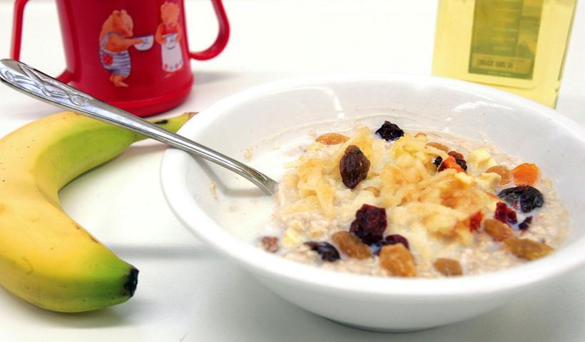 Hollur og næringaríkur matur skiptir miklu máli.