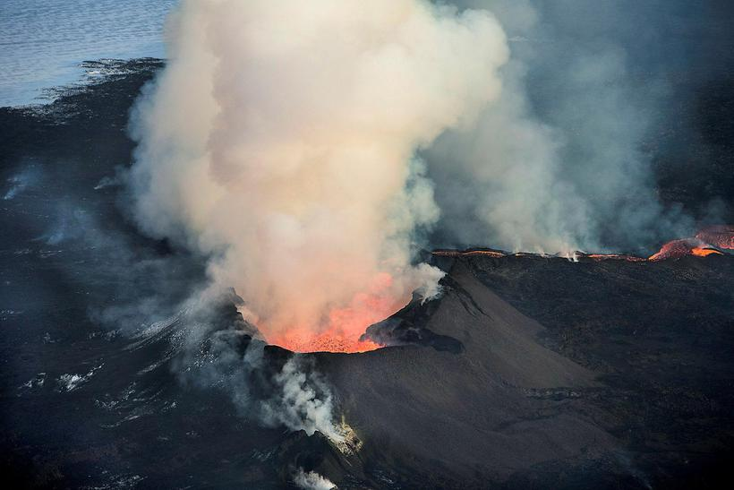 Bárðarbunga - the last eruption in Holuhraun lasted for a …
