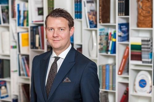 Halldór Benjamín Þorbergsson, framkvæmdastjóri SA.