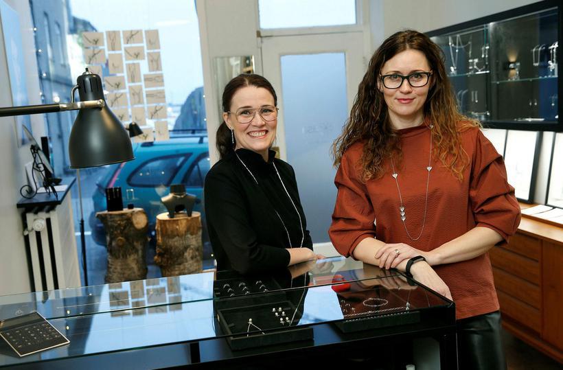 Ása Gunnlaugsdóttir and Brynhildur Ingvarsdóttir are the women behind asa ...