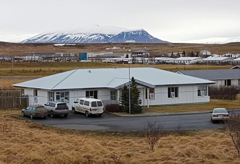 Sambýlið á Blönduósi.