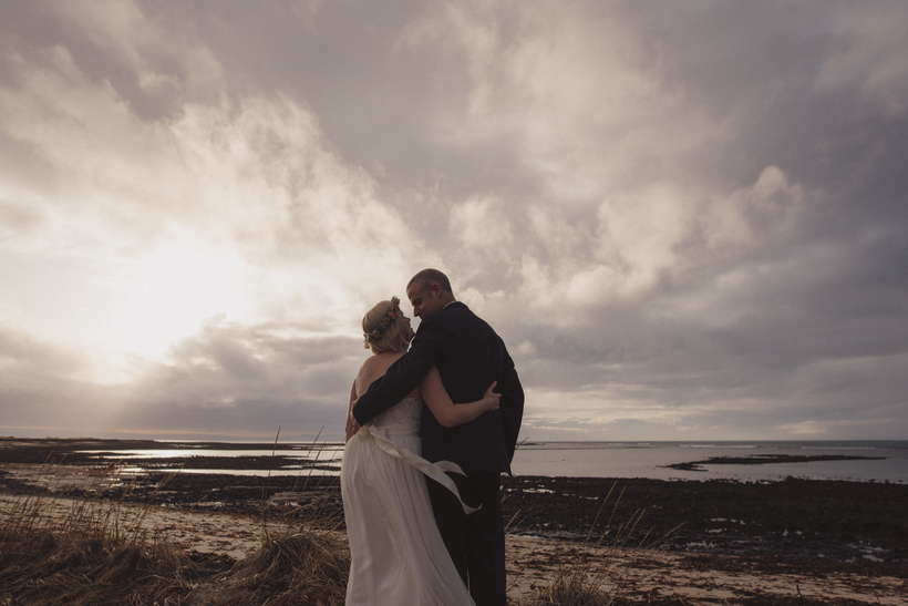 The couple felt a connection to Iceland, so strong that ...