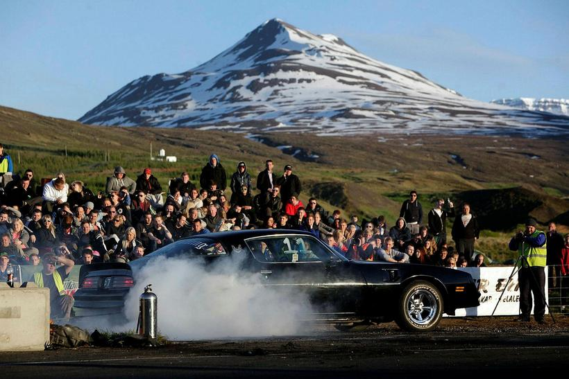 If you are into cars, Akureyri Motor Events is a …