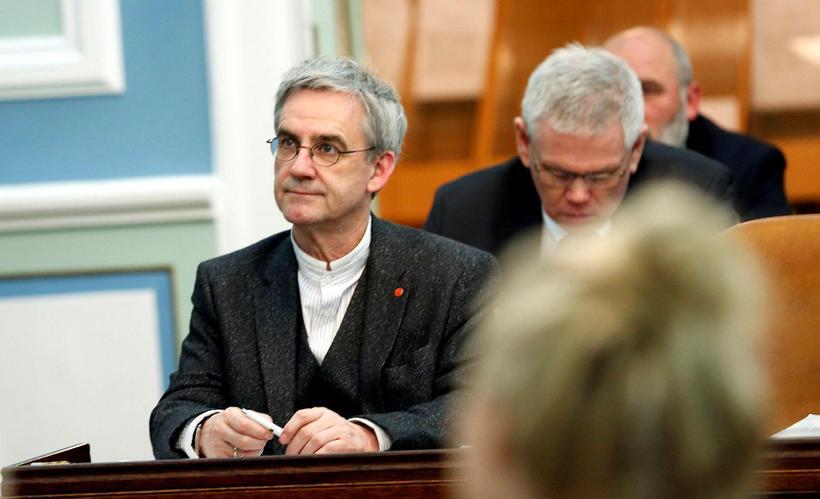 Guðjón S. Brjánsson, þingmaður Samfylkingarinnar og einn varaforseta Alþingis, sagði …