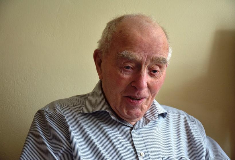 Georg Breiðfjörð Ólafsson.