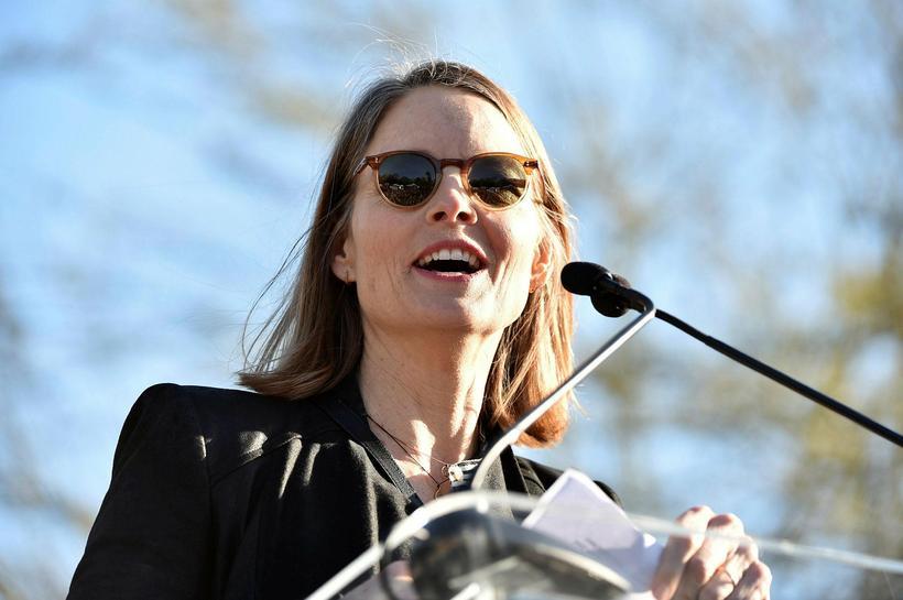 Jodie Foster segir kvikmyndina hafa gagntekið sig.