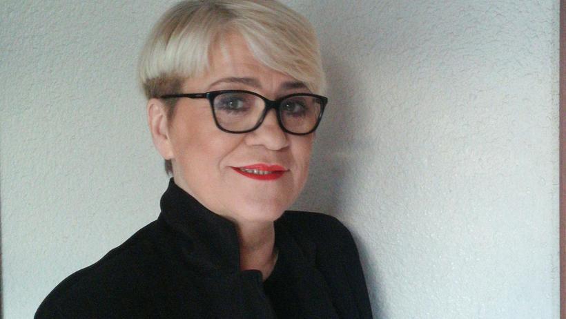 Arnþrúður Karlsdóttir, útvarpsstjóri Útvarps Sögu.