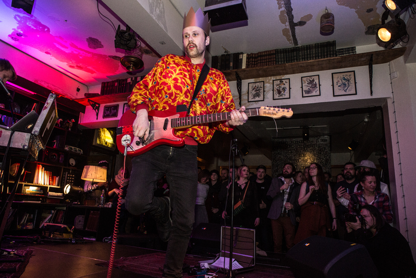 Prins Polo was also one of the performers at the …