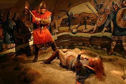 Killing enemies was something of a virtue in Viking times.