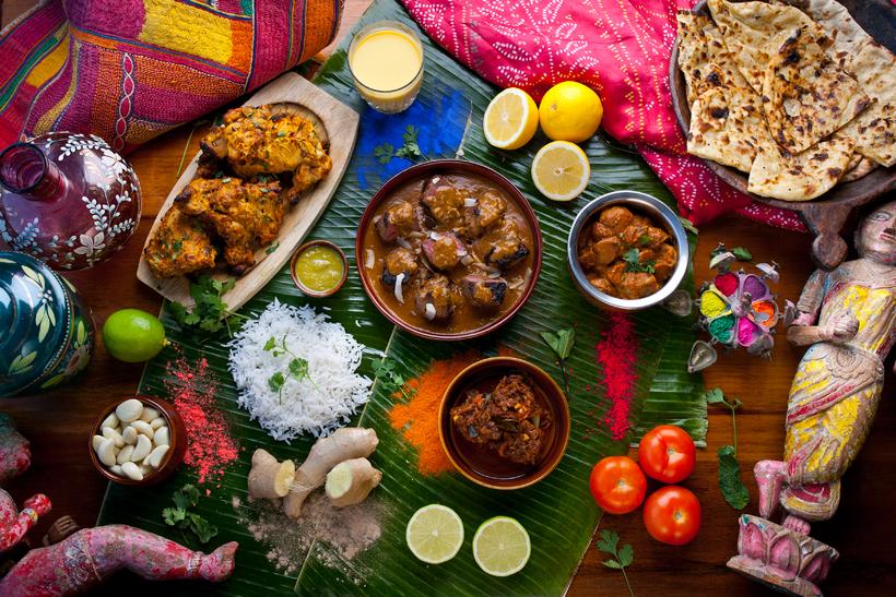 Festival Of India Restaurant Menu