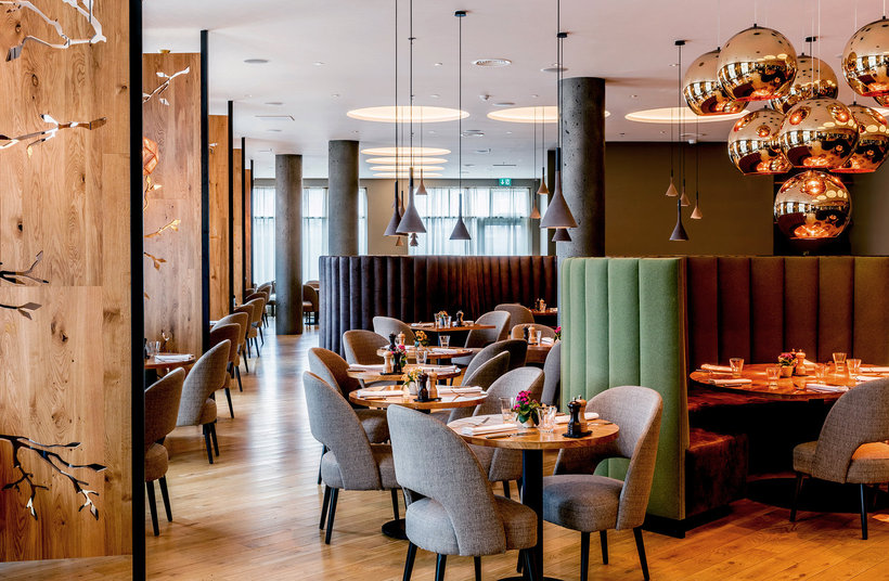 Haust is a relative newcomer on the Icelandic restaurant scene.