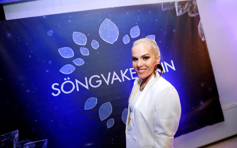 Svala Björgvinsdóttir verður fulltrúi Íslands í Eurovision söngvakeppninni.