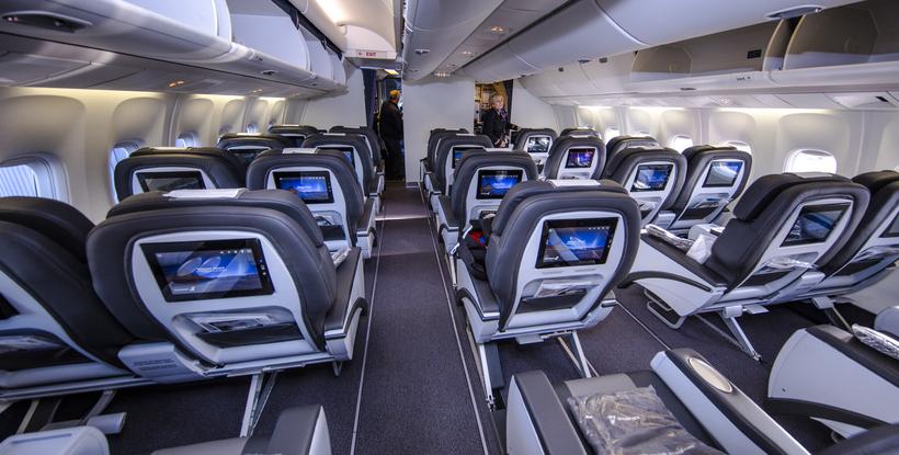 Boing 767 þota Icelandair.