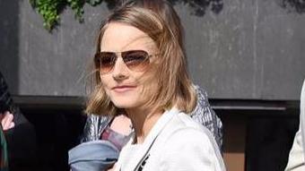 Óskarsverðlaunahafinn Jodie Foster.