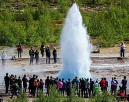 Mest aukning atvinnutekna varð á Suðurlandi frá 2008-2016, en langmesta aukningin varð í ferðaþjónustu, líkt og víða um landið.