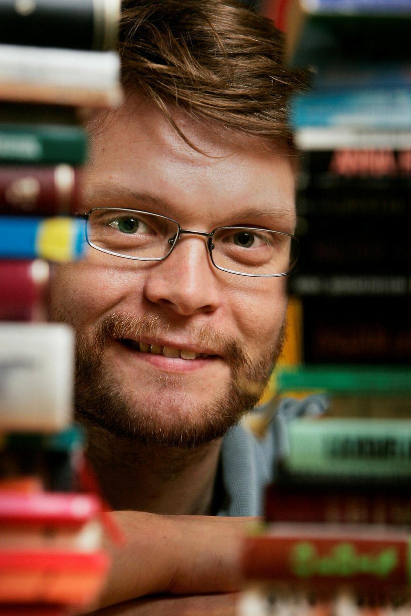 Almar M. Halldórsson, sérfræðingur hjá Menntamálastofnun.