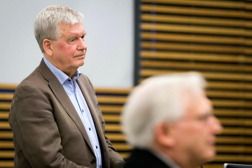 Kjell Asplund, formaður sænsku ríkisnefndarinnar um læknisfræðilega siðfræði.