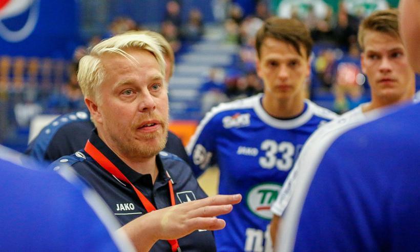 Einar Jónsson, þjálfari Stjörnunnar.
