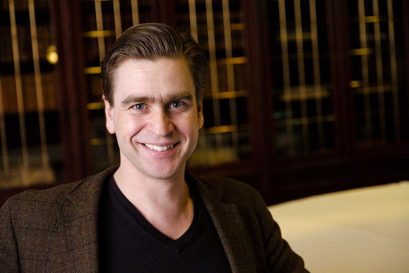 Vilhelm Anton Jónsson.