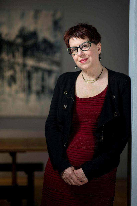 Nancy Bauer.