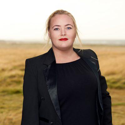 Katla Hólm Þórhildardóttir.