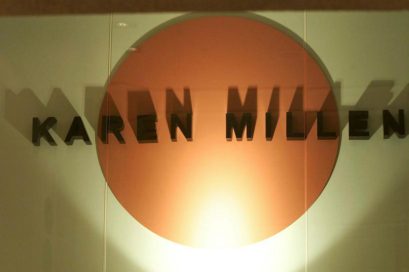 The Karen Millen logo