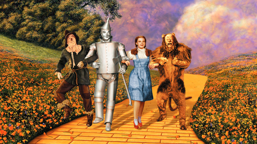 The Wizard of Oz from 1939.