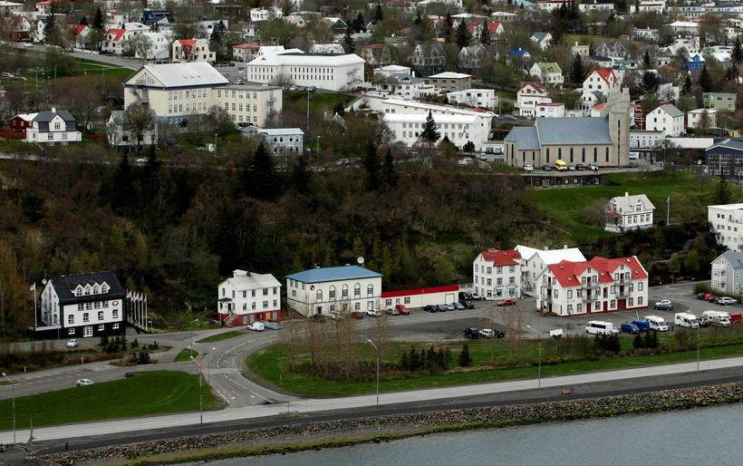 Akureyri.