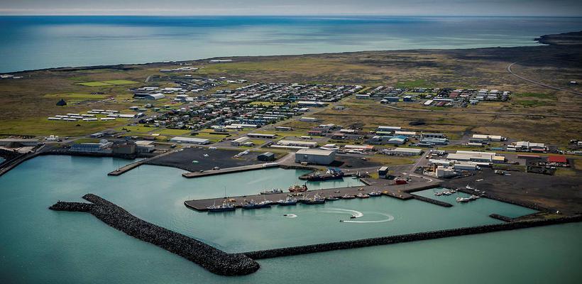 500 tonna seiðaeldi er fyrirhugað í Þorlákshöfn.