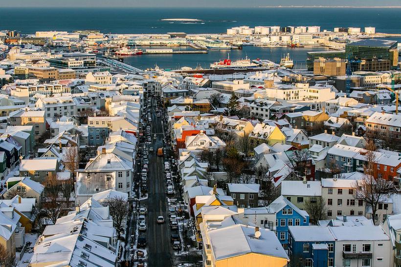2.737 Airbnb auglýsingar voru vegna húsnæðis í Reykjavík í lok ...