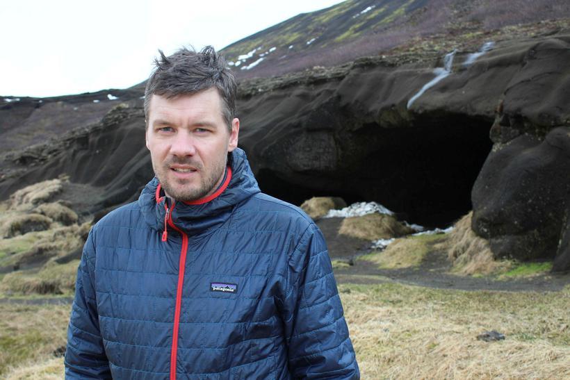 Smári Stefánsson rekur fyrirtækið Laugarvatn Adventure.