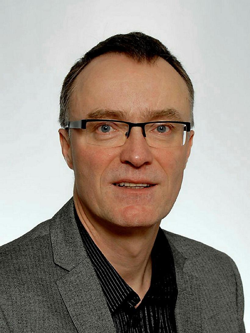 Helgi Gunnlaugsson.