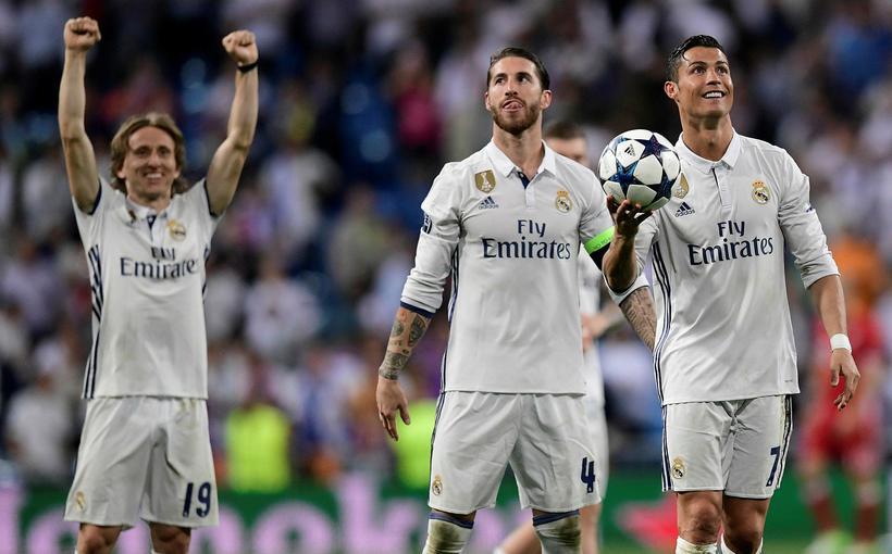 Real Madrid á möguleika á að verða fyrsta liðið til ...