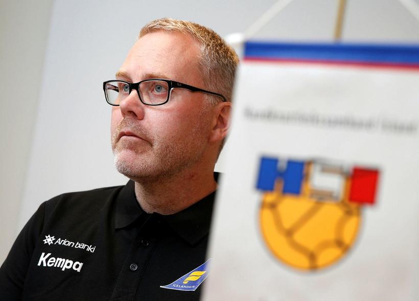 Axel Stefánsson.