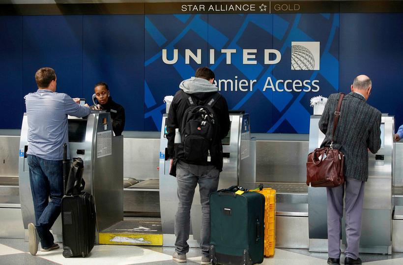United Airlines hefur verið harðlega gagnrýnt síðustu daga.