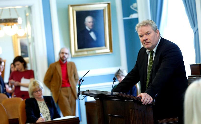 Sigurður Ingi Jóhannsson vill ræða söluna á Vífilsstaðalandinu.