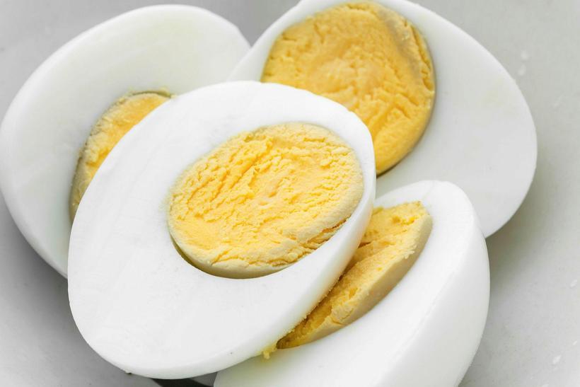 Egg eru prótínrík.